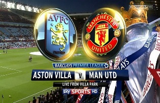 Match Preview Aston Villa Vs Manchetser United