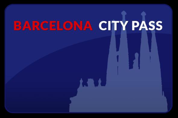 Barcelona City Pass :in avulla pääset jonojen ohi ja näet parhaat paikat!