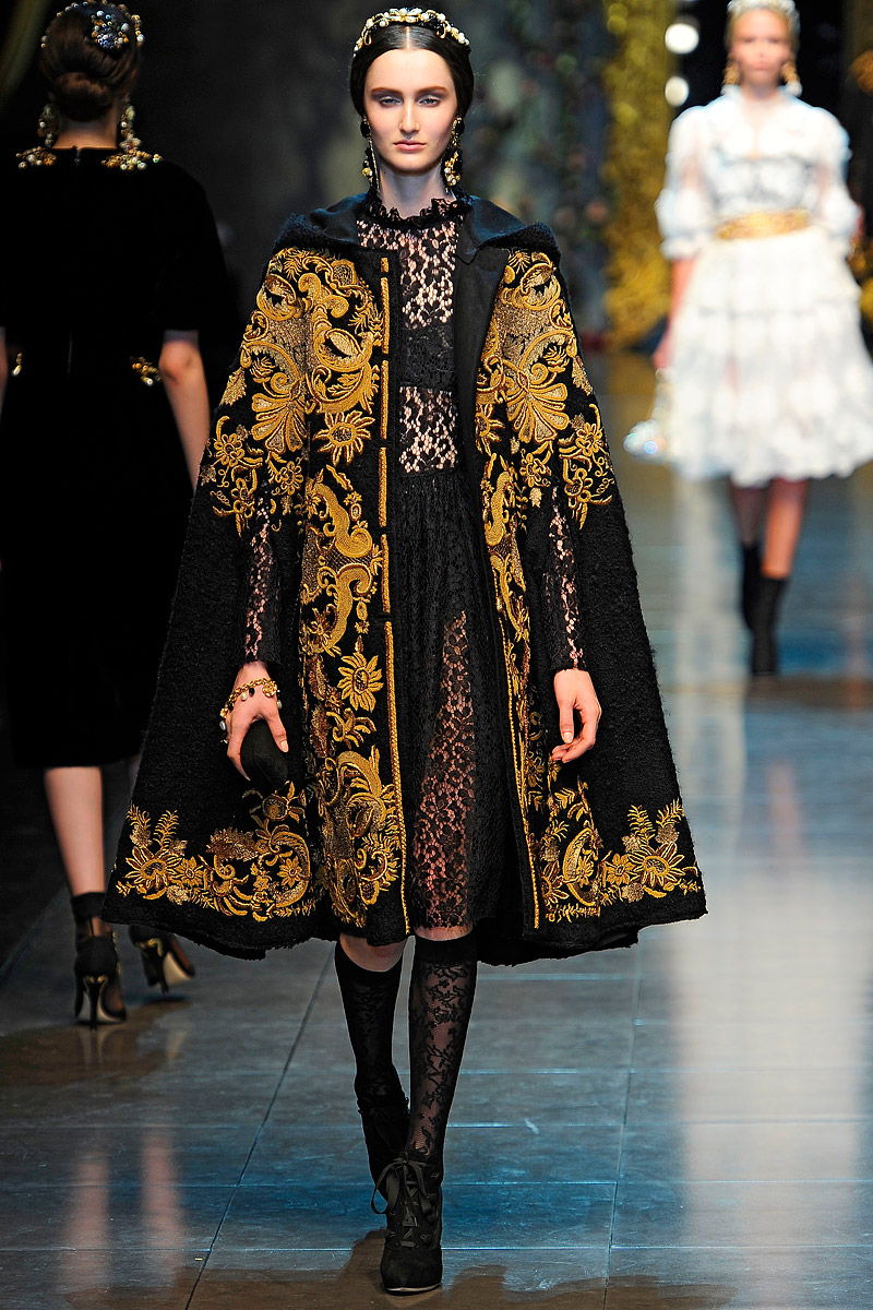 loveisspeed.......: Dolce & Gabbana Fall-Winter 2012 ...