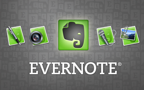 Evernote updates more secure login to their Users