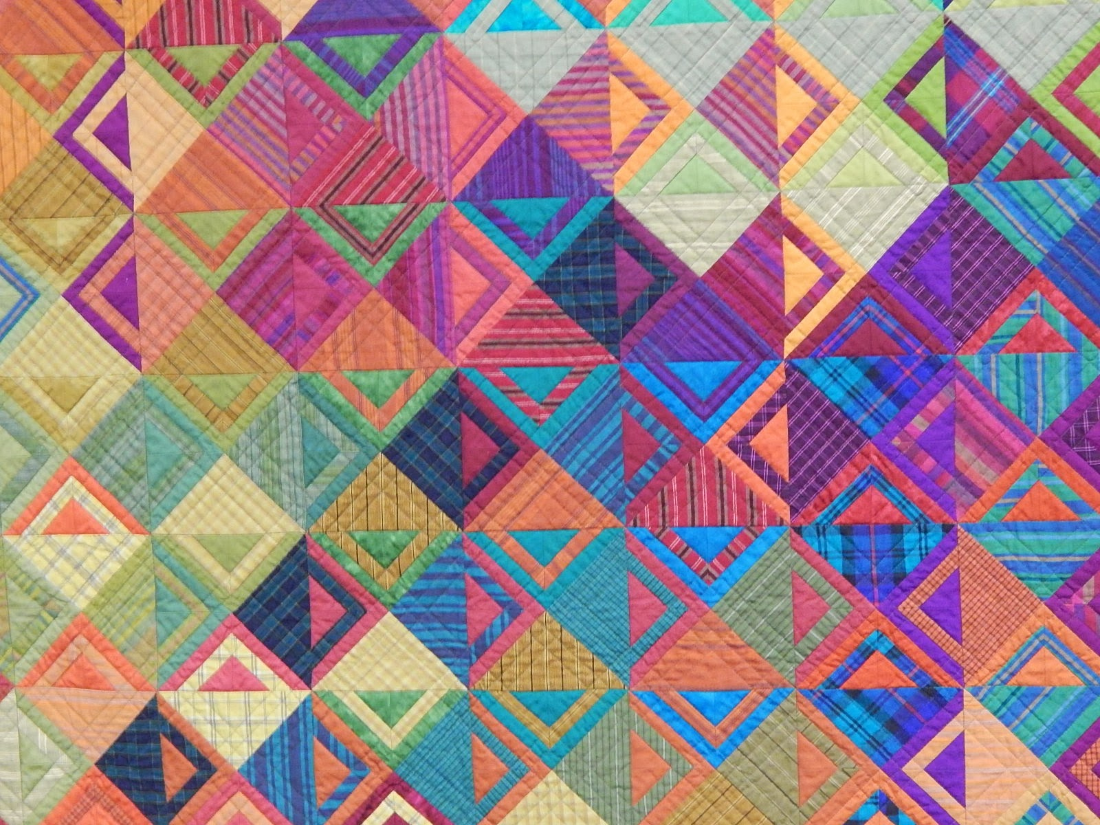 Basket weave pattern quilt : Quilting cactus needle quilts fabric