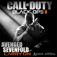Avenged Sevenfold Call Of Duty Black Ops II