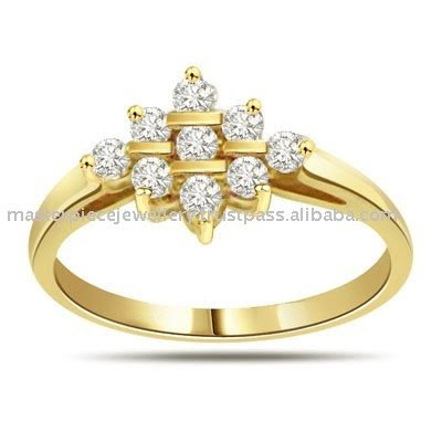 Jewelry Designs Rings : Best Gold Jewellery Ring Design Ideas
