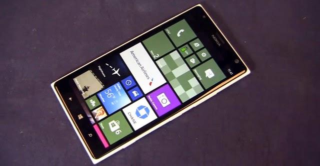 Lumia 1520 giảm giá cực sốc