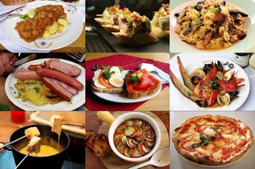 Gastronomia Europeia