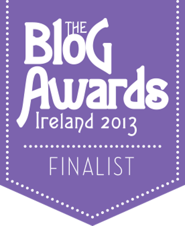 Blog Awards 2013