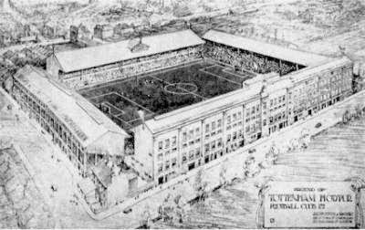 White Hart Lane 1934
