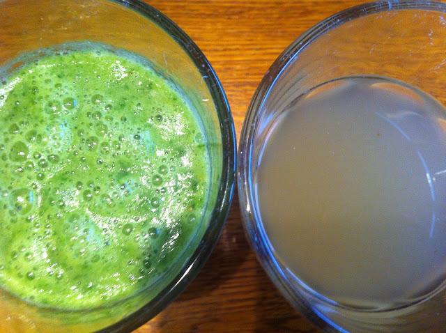 slankeblogg før og etter Grønn kaffe før og etter