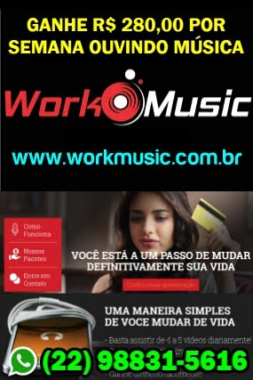 Work Music em Cabo Frio!!!
