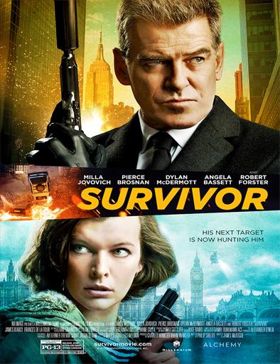 Ver Survivor (2015) Online