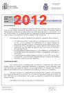 Informes de la Unidad Central de Seguridad Privada 2012