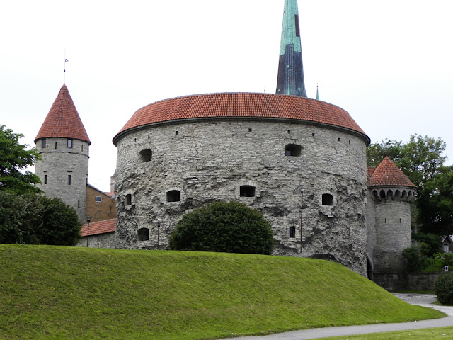 Tallinn Gates and Walls