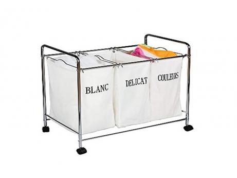 blouse blanche b b et cie paniers linge. Black Bedroom Furniture Sets. Home Design Ideas