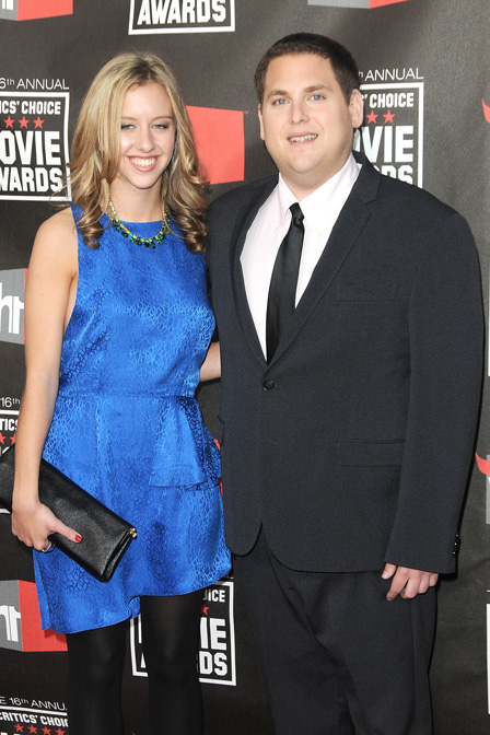 Jonah Hill Loses    Pounds And Says Buh Bye To His Girlfriend