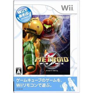 [Wii] [Wiiであそぶ メトロイドプライム] ISO (JPN) Download