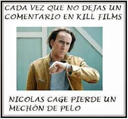 """""""¿Otra de Nicolas Cage?"""""""