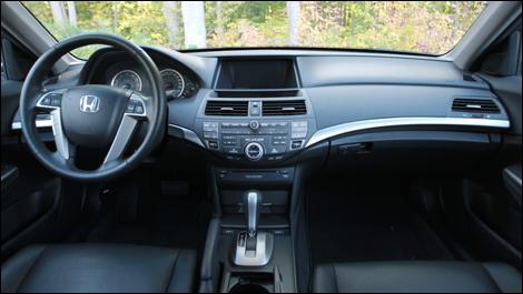 2008 honda accord v6 hp
