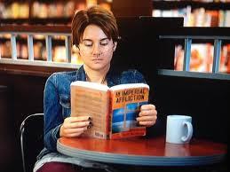 Książka w kadrze