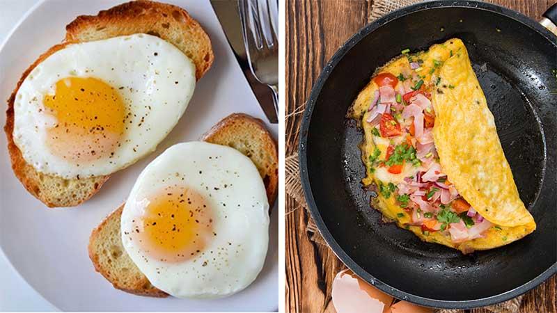 البيض مفيد للواية من التجاعيد