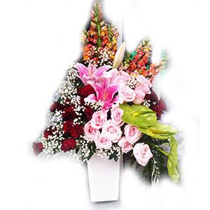 Karangan Bunga Ucapan Semoga Lekas Sembuh dari Sakit