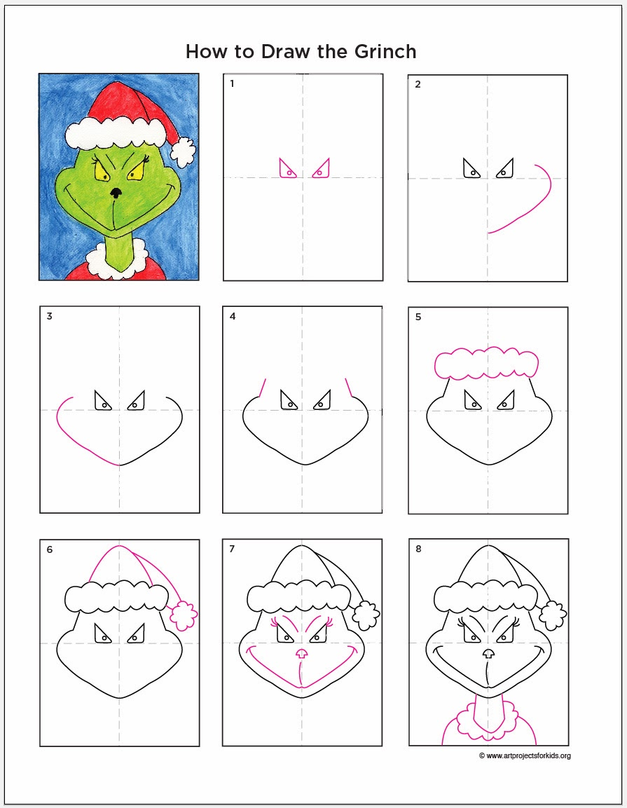 How To Draw A Chibi Christmas Elf Step 7 | Apps Directories