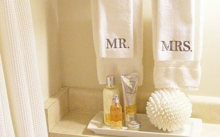 Home and Office Decoration: Decorate the bathroom: how to organize