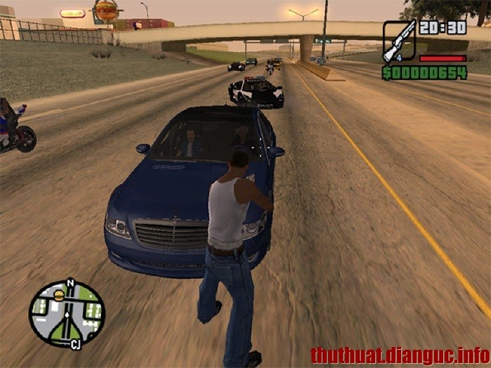 GTA San Andreas Full Crack 1 Link speed