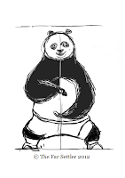 Kung Fu Panda - Po 1