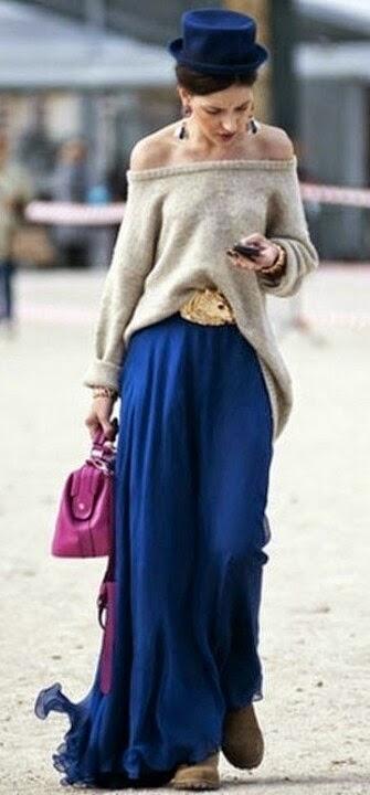 Sweter ekstrawagancko