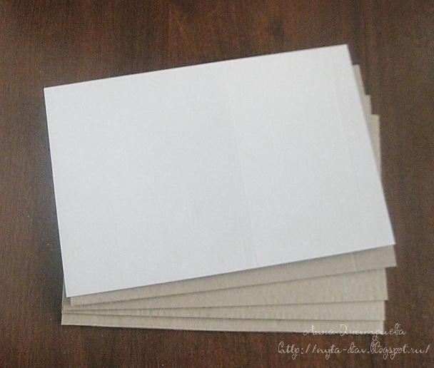Разложит открытки по конвертам