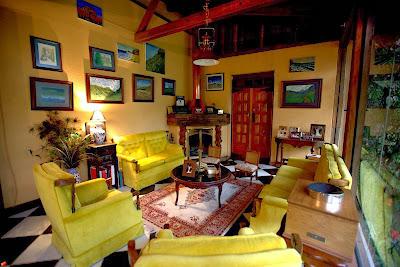 Listado completo de Hoteles en Quito