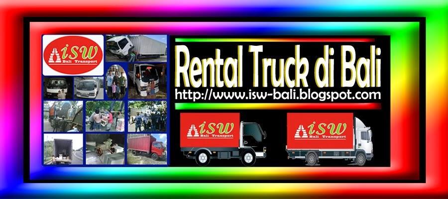 Sewa Truck di Bali