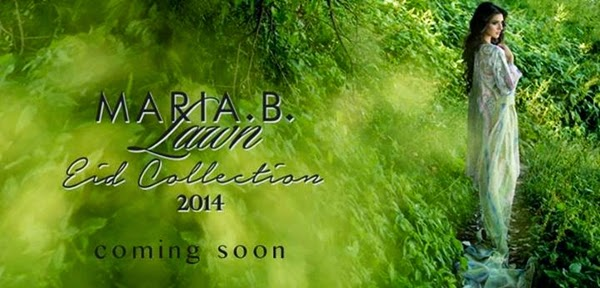 Maria B Eid Collection 2014-2015