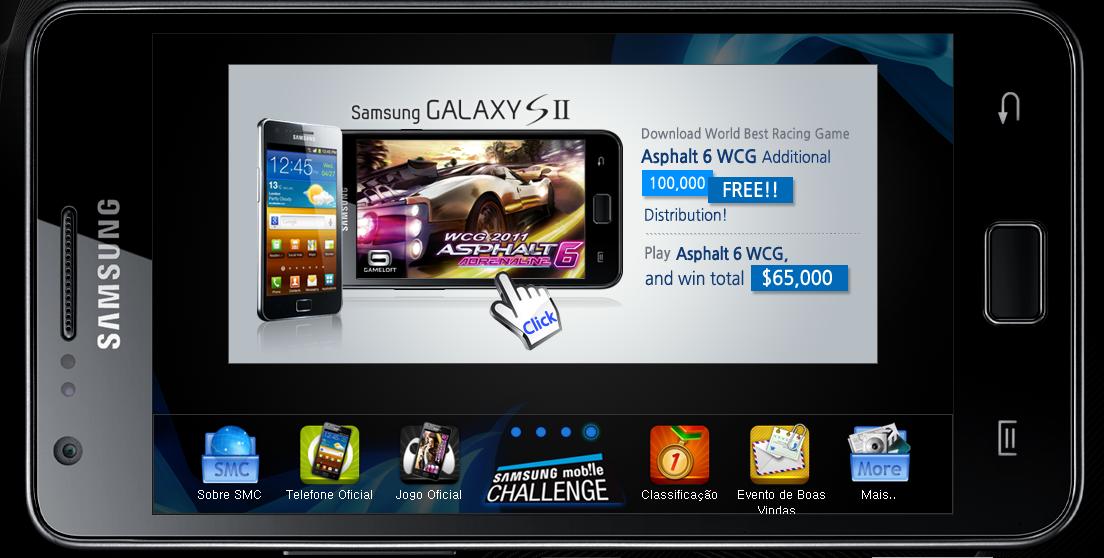 Galaxy S2 Asphalt 6