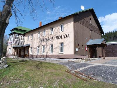 Hříběcí bouda v Krkonoších