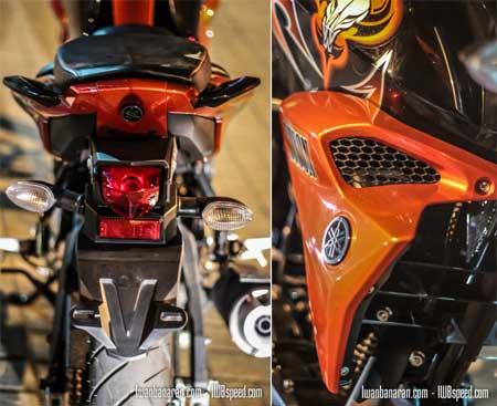 desain terbaru Yamaha Byson Fi