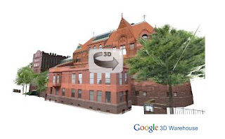 UPenn and 3D and Furness Library
