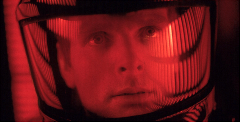 2001: A Space Odissey de Stanley Kubrick