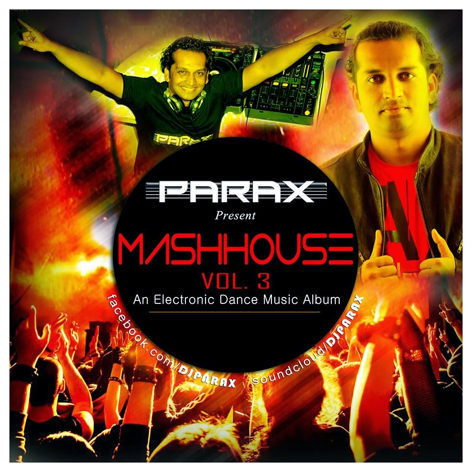 PARAX MASHHOUSE VOL.3