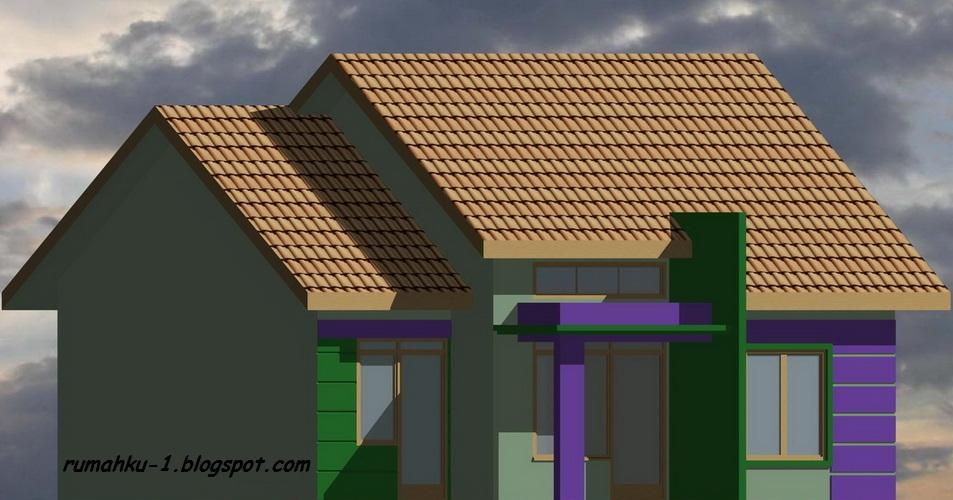 Desain Rumah Minimalis Contoh Rumah Minimalis Rumah Type