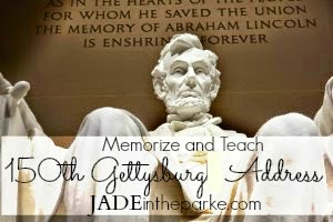 http://www.jadeintheparke.com/2013/11/gettysburg-address-150th-anniversary.html