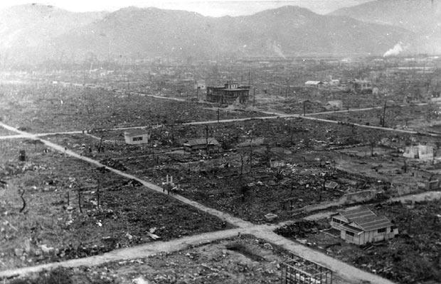 an analysis of the aftermath after the bombs were dropped on hiroshima and nagasaki The cities of hiroshima and nagasaki were selected as targets after exhaustive  study  dropped a uranium atomic bomb, code named little boy on hiroshima,  japan's  persons within two to four kilometers suffered slight radiation effects.