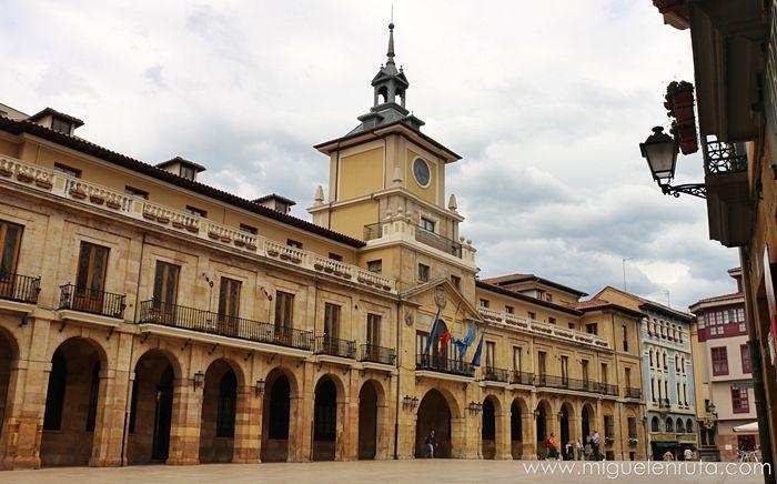 Ayuntamiento-Oviedo-Asturias