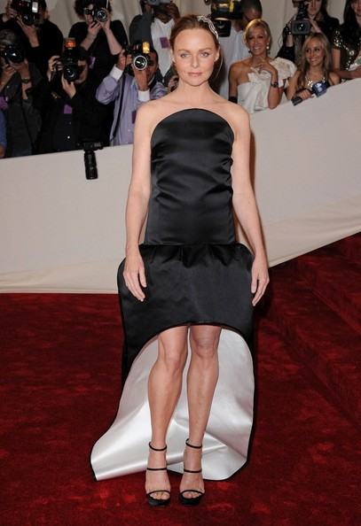 "Stella McCartney at the ""Alexander McQueen: Savage Beauty"" Costume Institute Gala held at The Metropolitan Museum of Art on May 2, 2011 in New York City."