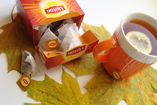 Herbata - To co kocham - Nowe smaki herbat Lipton