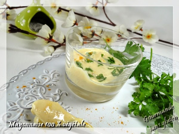 mayonnaise sans oeuf