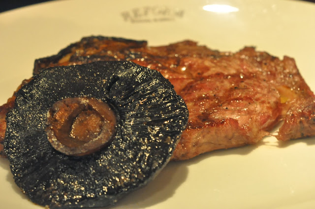 Reform+Social+and+Grill+Marylebone+London+review+sirloin+steak