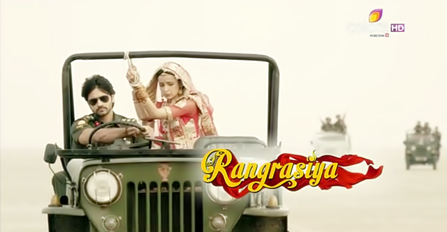 Rangrasiya 13th January 2014 Full Episode Watch online