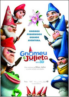 Download - Gnomeu e Julieta DVDRip AVI Dual Áudio + RMVB Dublado