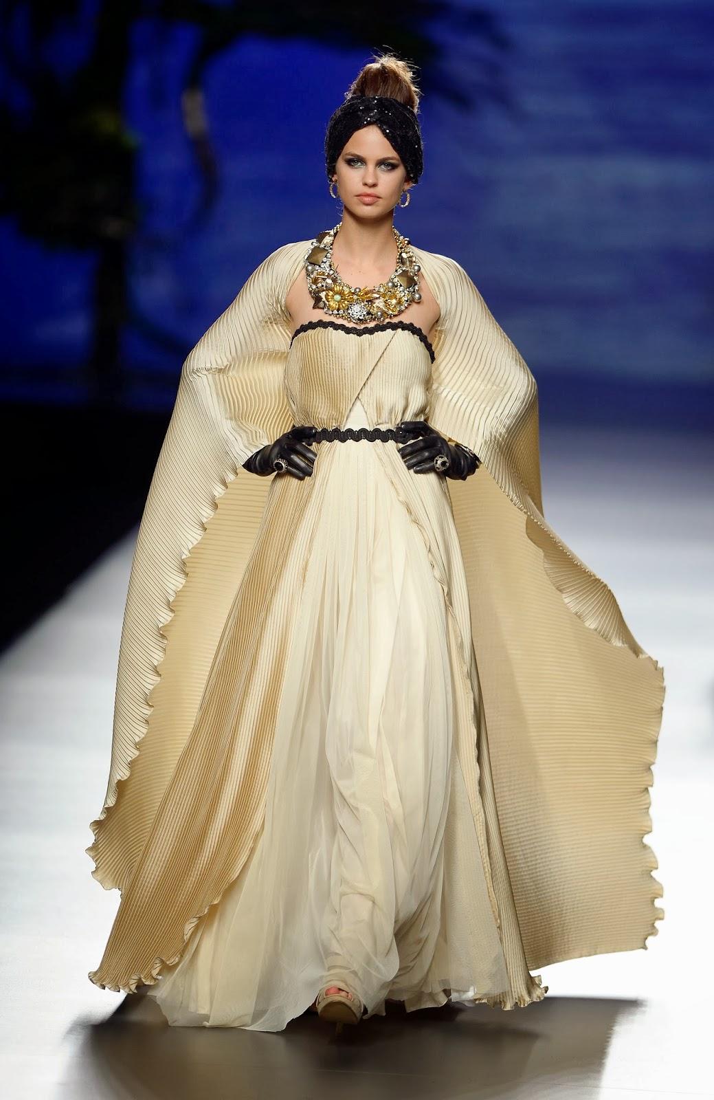 Ailanto, Autumn/Winter 2014-2015, Collection, Creation, Designer, Fashion, Fashion Week, Francis Montesinos, Lucchino, Madrid, Madrid Fashion Week, Showbiz, Victorio,